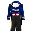 King Louis Set - Costume for Boy Souza for kids