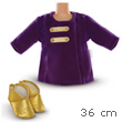 Coat Paris Celebrate for 36cm small baby doll Corolle