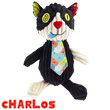 Charlos the Cat 23 cm - Déglingos Simply Déglingos