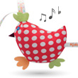 Mini musical animal - Kaloo Colors Green Owl