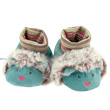 Cat Baby Slippers - Les Pachats Moulin Roty