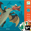 Paper Toy Giant Dragon - Design By Djeco