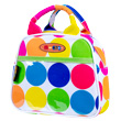 Micro Mini Handbag Neon Dots