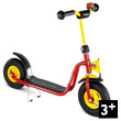 R03L Scooter for kids - red