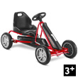 Red F20 Go-Cart for kids Puky