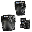 MBS Core Pads - Tri-Pack Knee, Elbow, Wrist Pads MBS Mountainboards
