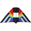 Rainbow Spectrum Box Delta 168x71cm - Single-line Kite Premier Kites & Designs