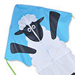 Single-line Kite Large Easy Flyer Seamus Sheep 117x229cm Premier Kites & Designs