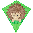 Hedgehog Large Diamond Kite 81x76cm Premier Kites & Designs