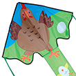 Single-line Kite Large Easy Flyer Gladys Hen 117x229cm Premier Kites & Designs