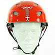 Casque TK8 - Rouge taille M (54-58 cm)
