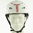 Casque TK8 - Blanc taille S (51-54 cm)