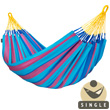 Sonrisa Colombian weatherproof Single Hammock - Prune La Siesta Hammocks