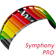 HQ Symphony Pro - 2-line Power Kite HQ Kites