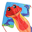 Single-line Kite Large Easy Flyer Rainforest Frog 117x229cm