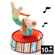 Jef Decorative Music box Lilliputiens