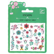 Mini Sticker - Small flowers Djeco