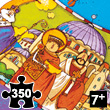 Observation Puzzle History + Booklet 350 pieces Djeco