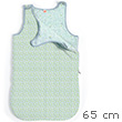 Baby Sleeping Bag 0-6 months Sleep in Herb