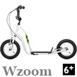 Wzoom Scooter 6+ - WHITE Yedoo