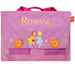 Schoolbag with embroidered name - Medley L'Oiseau Bateau