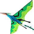 Dinosaur 3D Single-line Kite by Joel Scholz HQ Kites
