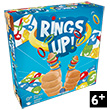 Rings Up! Game of Observation and Agility Blue Orange Games