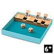 Shut the box - Wooden Strategy Game Djeco