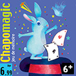 Chapomagic - Memory Game - Card Game Djeco