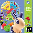 Tactilo Loto Farm - Tactile Discovery Game Djeco