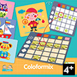 Coloformix Éduludo - Educational Game Djeco