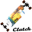 Never Summer Clutch Longboard (39 pouces) Never Summer Longboards