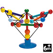 Skwish Stix - Table Top Rattle Toy Manhattan Toy