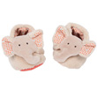 Baby Slippers Elephant Les Papoum - Moulin Roty