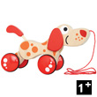 Walk-A-Long Puppy - Wooden Pull-along Toy Hape Toys