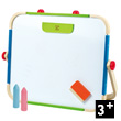 Anywhere Art Studio - Chalkboard and Whiteboard Hape Toys