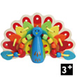 Lacing Peacock - Creative Toy Hape Toys
