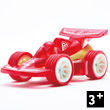 Bamboo Model Car Mighty Mini Racer (red) Hape Toys