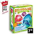 Create 3 Tropical Fish with Popsine® - Éco-moulage SentoSphère