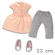 Dress & Leggings Set for Les Cheries 33cm Dolls