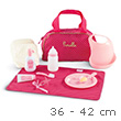 Cherry Set of accessories for baby doll 36/42cm Corolle