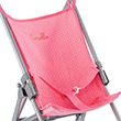 Stroller Seat - Pink Corolle