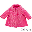 Cherry Raincoat for Ma Corolle 36cm Doll