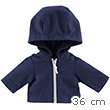Hooded Jacket for Ma Corolle 36cm Doll