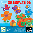 Little Observation Game of observation and speed Djeco