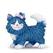 Misty Blue Dog - Toy Figurine Papo