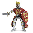 Red King Richard - Plastic Figurine