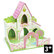 Budkins Fairy Castle - Wooden Toy