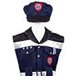 Policeman Set - Costume for kids Souza for kids