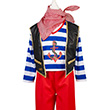 Pirate Costume Thomas - Costume for boys Souza for kids